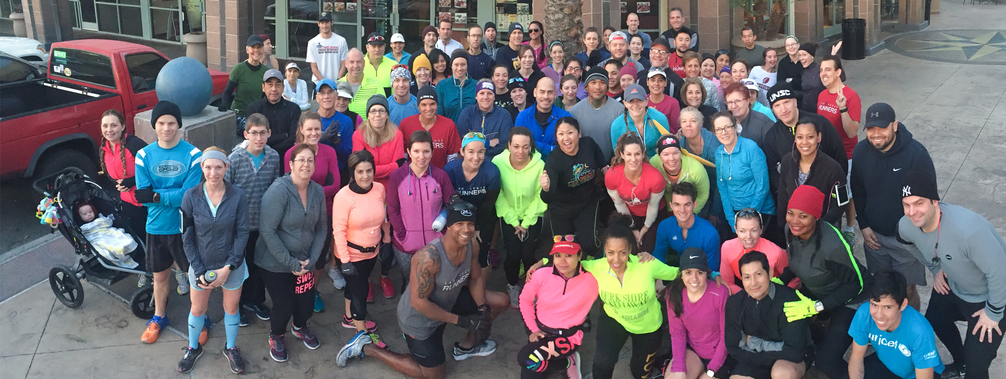 Join the Las Vegas Runners Club