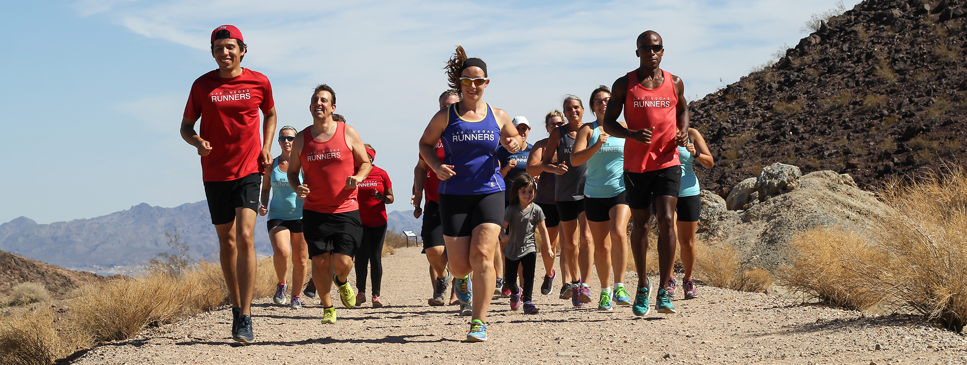 Las Vegas Runners Coaching Programs
