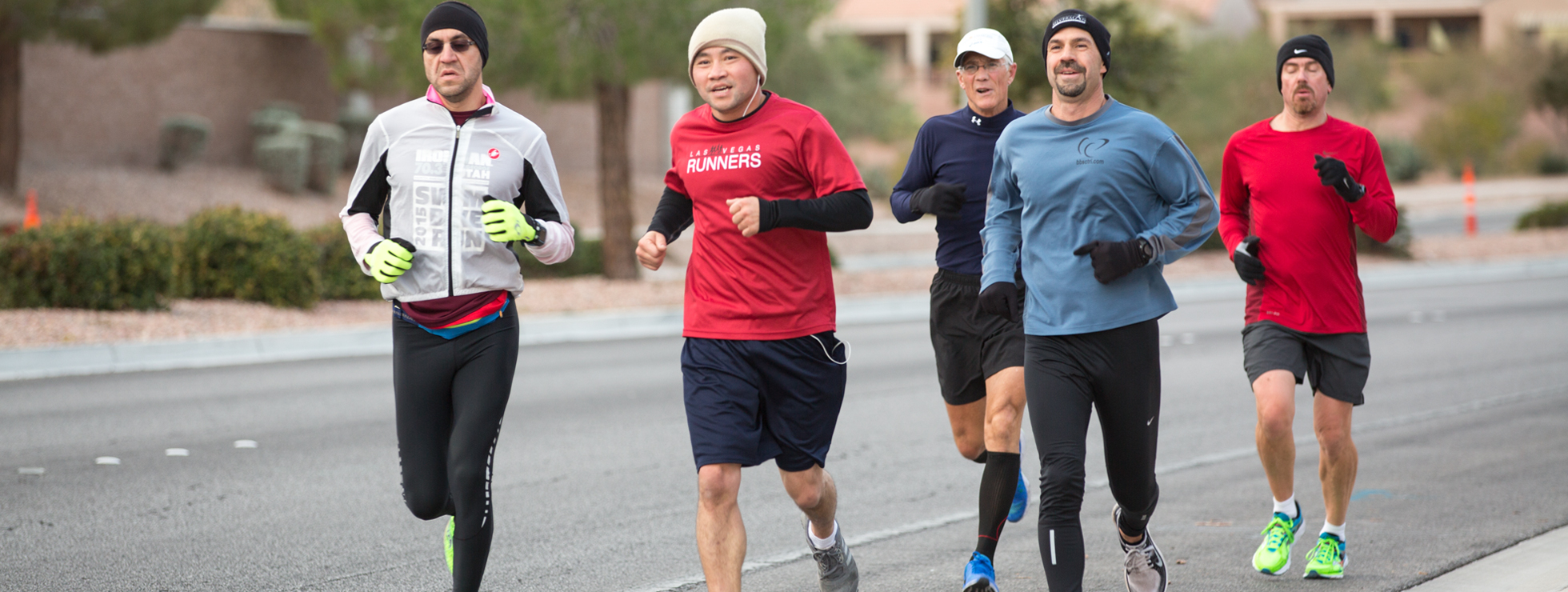 Las Vegas Runners Running Routes