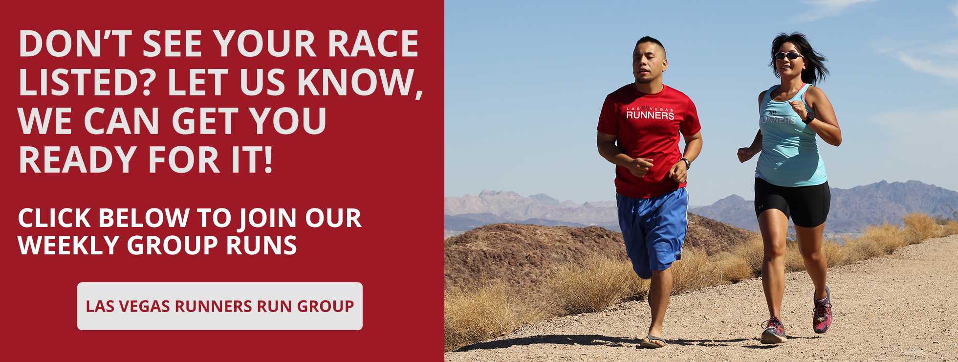 Las Vegas Runners Groups Runs & Races