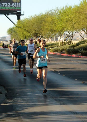Shelby Nelson • Las Vegas Runners High Performance Team Member
