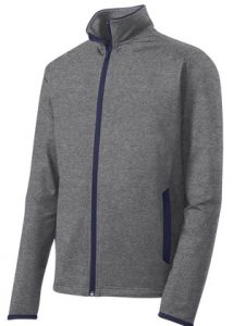 Las Vegas Runners Sport-Tek® Men's Sport-Wick® Stretch Contrast Full-Zip Jacket