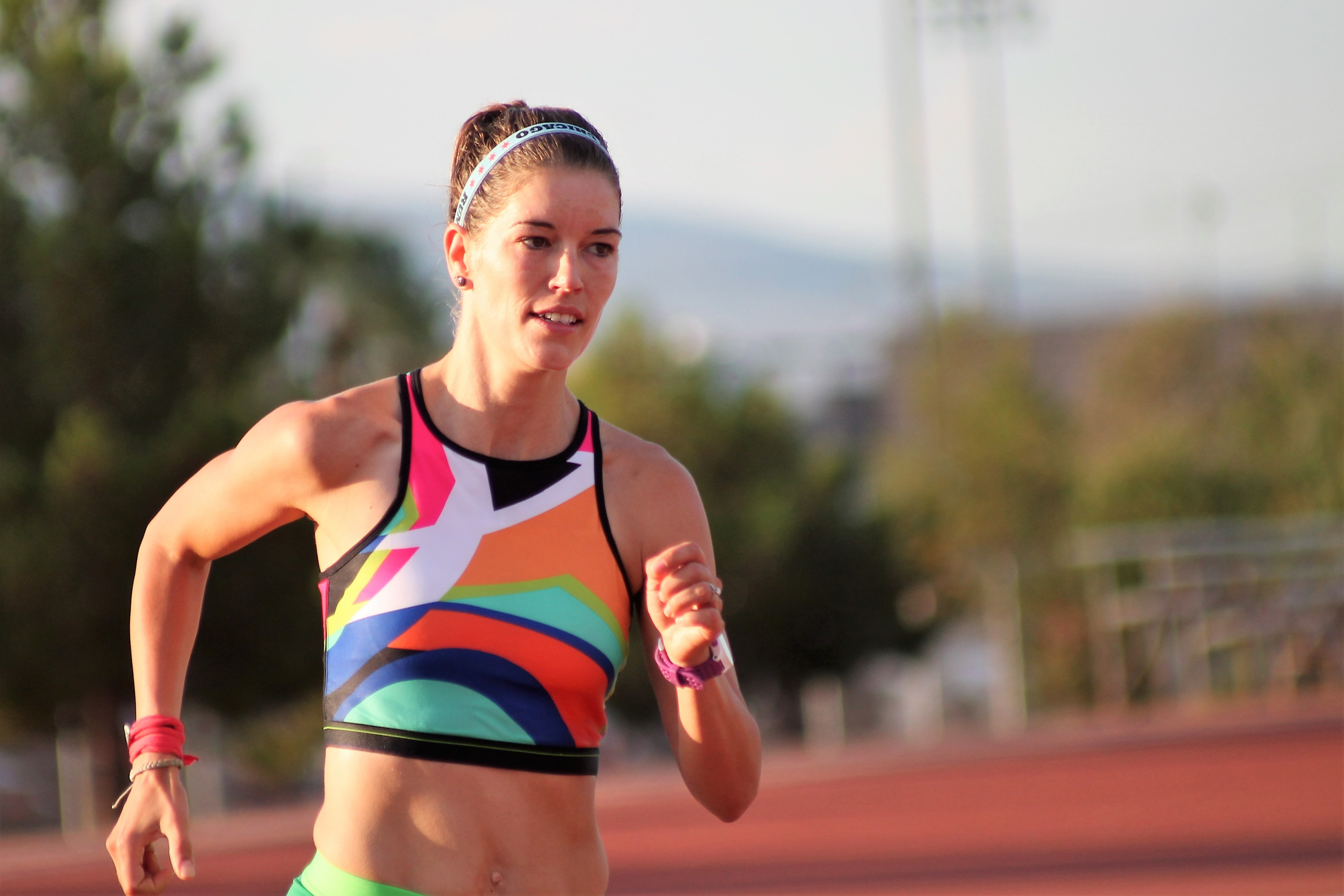 Tanya Carrier • Las Vegas Runners High Performance Team Member